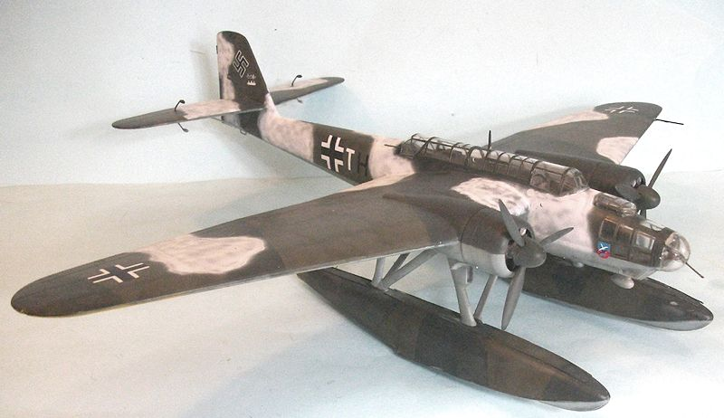 Special Hobby 1 48 He 115 By Tom Cleaver