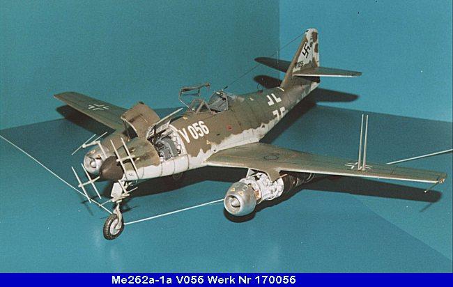 Dragon 1 48 Me 262a 1a