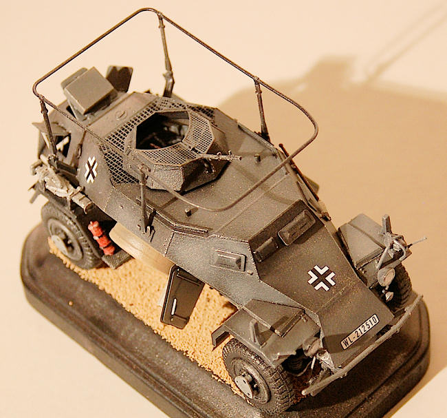 hobby boss 1 35th sd leichter panzersp hwagen funk by greg ewald. Black Bedroom Furniture Sets. Home Design Ideas