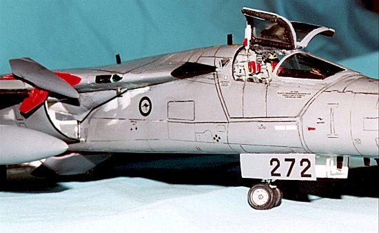 Academy 1 48 F 111c Aardvark