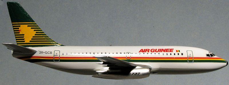 Airfix 1 72 Boeing 737 200 By Scott Van Aken