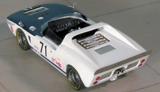 Marsh Models 1/43 Ford X-1, by Scott Van Aken
