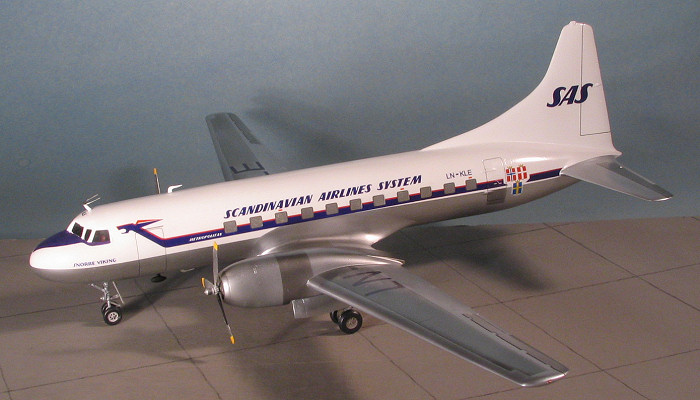 proteus models 1  72 convair 440  c